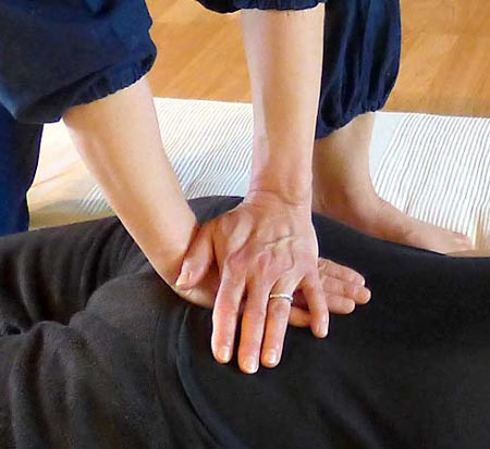 Technique Shiatsu